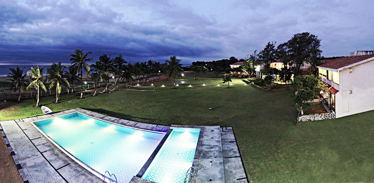 Ocean Beach Resort Chennai